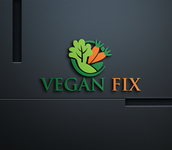 Vegan Fix Logo - Entry #266