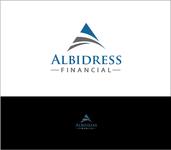 Albidress Financial Logo - Entry #44