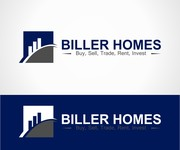 Biller Homes Logo - Entry #187
