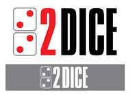 Two Dice Logo - Entry #15