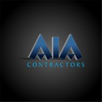 AIA CONTRACTORS Logo - Entry #143