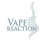 Vape Reaction Logo - Entry #20