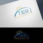Tier 1 Products Logo - Entry #305