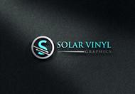 Solar Vinyl Graphics Logo - Entry #175
