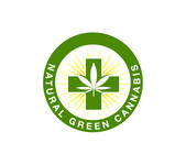 Natural Green Cannabis Logo - Entry #22