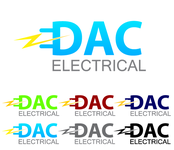 DAC Electrical Logo - Entry #1