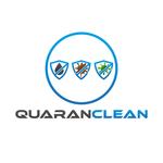 QuaranClean Logo - Entry #136