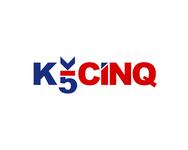 K-CINQ  Logo - Entry #267