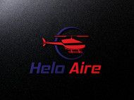 Helo Aire Logo - Entry #31