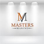 Masters Marine Logo - Entry #452