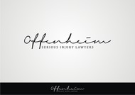 Law Firm Logo, Offenheim           Serious Injury Lawyers - Entry #25