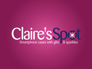 Claire's Spot Logo - Entry #46