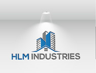 HLM Industries Logo - Entry #35