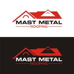 Mast Metal Roofing Logo - Entry #320