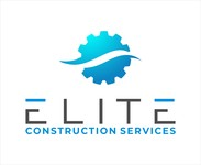 Elite Construction Services or ECS Logo - Entry #5