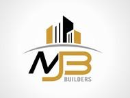 MJB BUILDERS Logo - Entry #127