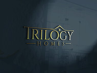 TRILOGY HOMES Logo - Entry #133