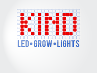 Kind LED Grow Lights Logo - Entry #22