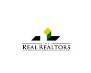 The Real Realtors Logo - Entry #151