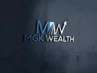 MGK Wealth Logo - Entry #395