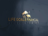 Life Goals Financial Logo - Entry #272