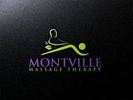 Montville Massage Therapy Logo - Entry #179