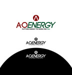 A-O Energy Logo - Entry #14
