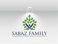 Sabaz Family Chiropractic or Sabaz Chiropractic Logo - Entry #184