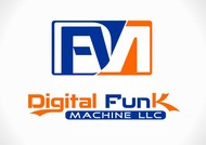 Digital Funk Machine LLC Logo - Entry #22