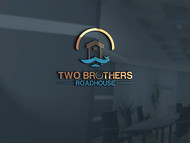 Two Brothers Roadhouse Logo - Entry #61