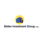 Better Investment Group, Inc. Logo - Entry #261