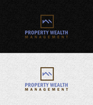 Property Wealth Management Logo - Entry #219