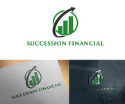 Succession Financial Logo - Entry #290