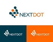 Next Dot Logo - Entry #386