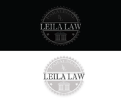 Leila Law Logo - Entry #71