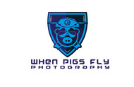When Pigs Fly Photography Logo - Entry #10
