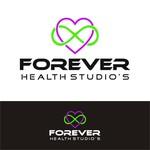 Forever Health Studio's Logo - Entry #133