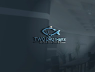 Two Brothers Roadhouse Logo - Entry #71