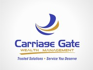 Carriage Gate Wealth Management Logo - Entry #145