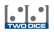 Two Dice Logo - Entry #17