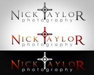 Nick Taylor Photography Logo - Entry #124