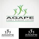 Agape Logo - Entry #45