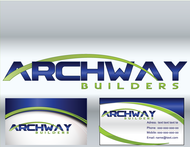 Archway Builders Inc. Logo - Entry #165