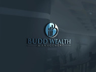 Budd Wealth Management Logo - Entry #88