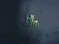 Healthy Livin Logo - Entry #446