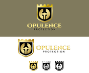 Opulence Protection Logo - Entry #56
