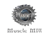 Muscle MIll Logo - Entry #103
