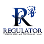Regulator Thouroughbreds and Performance Horses  Logo - Entry #62