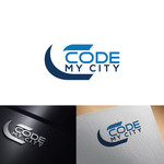 Code My City Logo - Entry #34
