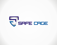 The name is SafeCage but will be seperate from the logo - Entry #10